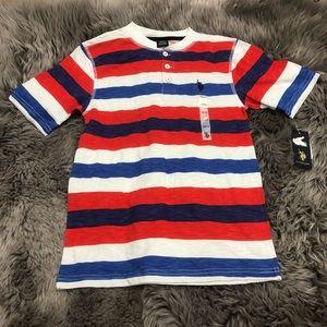 U.S Polo Assn. Striped Shirt (PM1644)